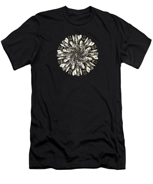 Reinventing The Wheel Men's T-Shirt (Athletic Fit)