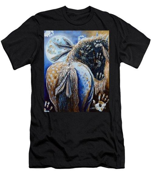 Release Of Inner Spirit Men's T-Shirt (Athletic Fit)