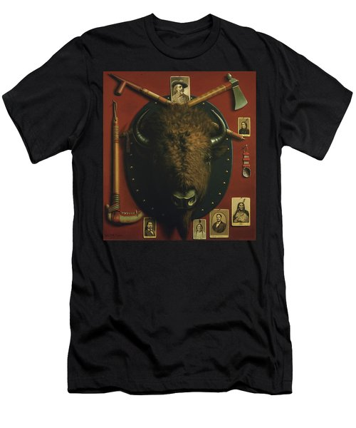 Relics Of The Past Men's T-Shirt (Athletic Fit)