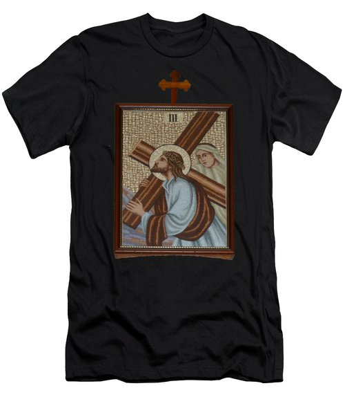 Religion  3 Men's T-Shirt (Athletic Fit)