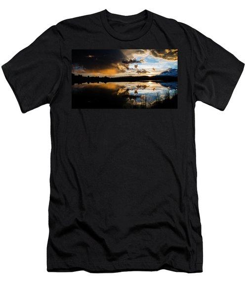 Remains Untrusted Men's T-Shirt (Athletic Fit)