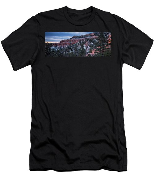 Men's T-Shirt (Athletic Fit) featuring the photograph Remembering Bryce by Edgars Erglis
