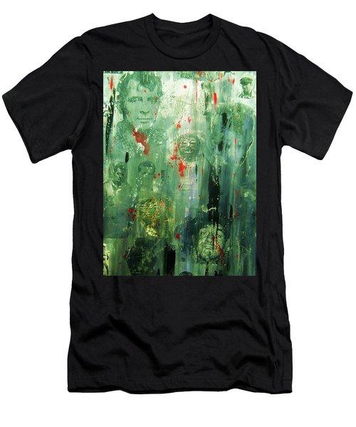 Remembering Kerouac Men's T-Shirt (Athletic Fit)