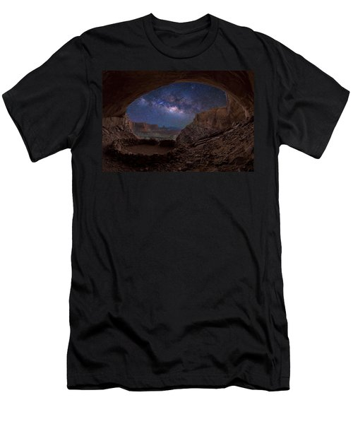 Remnants     -false Kiva Men's T-Shirt (Athletic Fit)