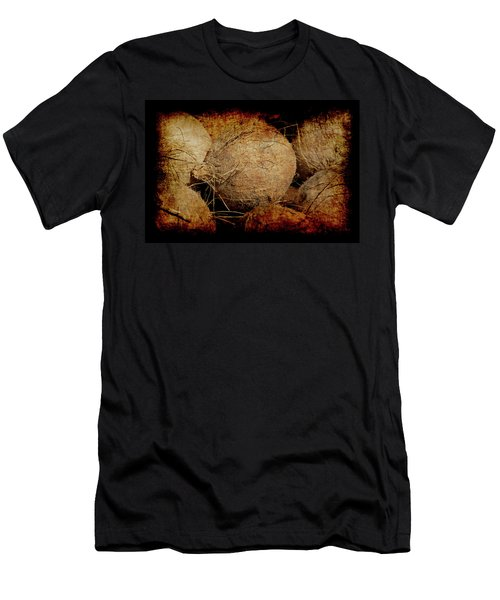 Men's T-Shirt (Athletic Fit) featuring the photograph Renaissance Coconut by Jennifer Wright