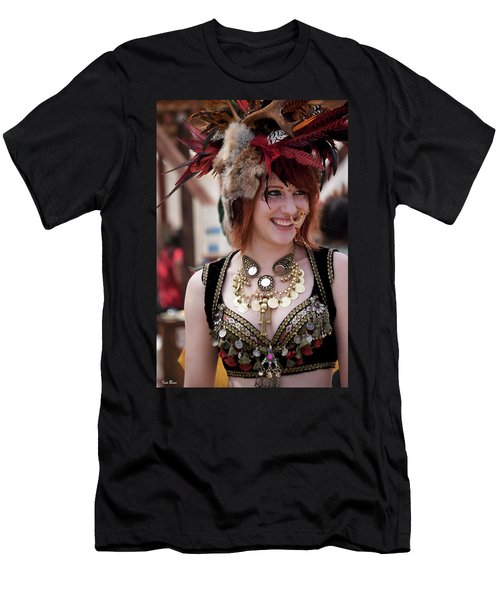 Renaissance Girl Men's T-Shirt (Athletic Fit)