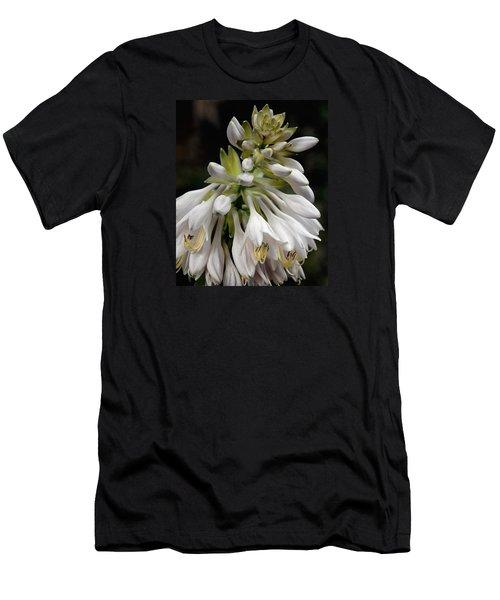 Renaissance Lily Men's T-Shirt (Slim Fit) by Marie Hicks
