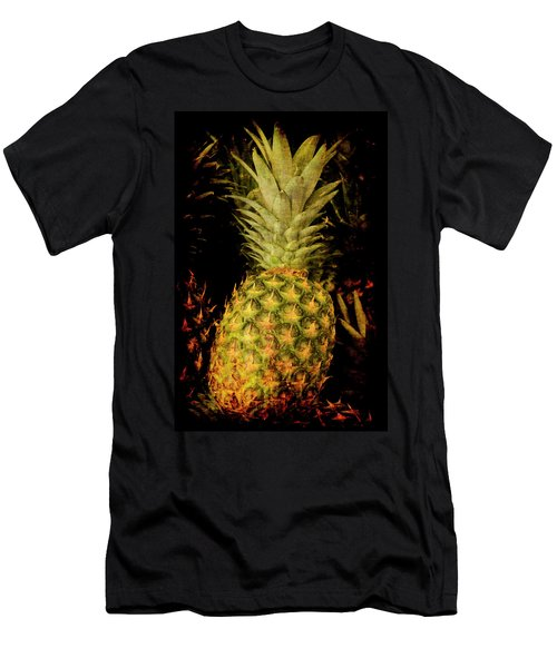 Men's T-Shirt (Athletic Fit) featuring the photograph Renaissance Pineapple by Jennifer Wright