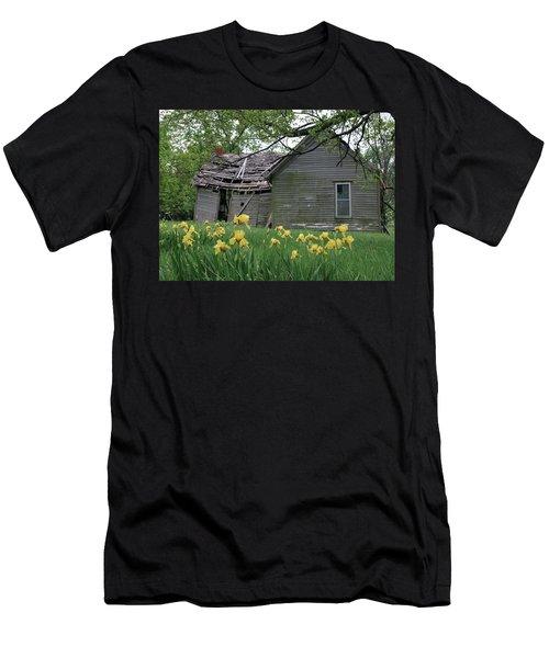 Back Door Renewal Men's T-Shirt (Athletic Fit)