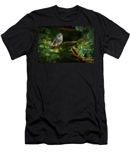 Resting Anna Men's T-Shirt (Slim Fit) by Robert Bales