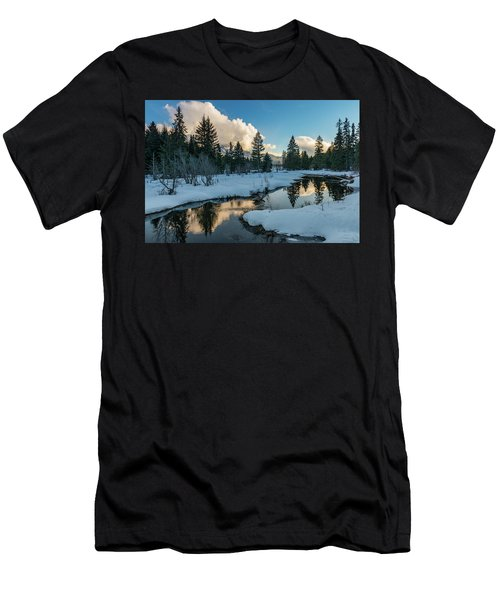 Resting Creek Men's T-Shirt (Athletic Fit)