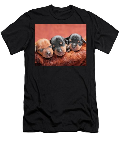 Resting In The Lord Men's T-Shirt (Athletic Fit)