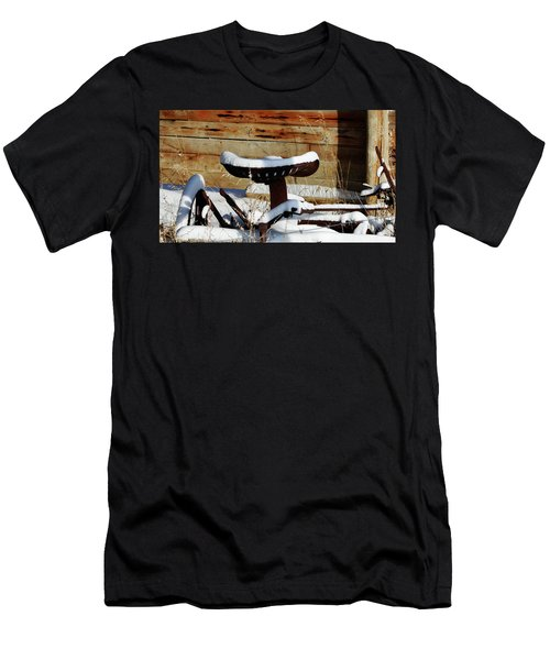 Resting Place Men's T-Shirt (Athletic Fit)