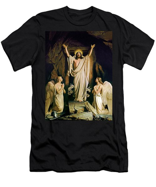 Resurrection Men's T-Shirt (Athletic Fit)