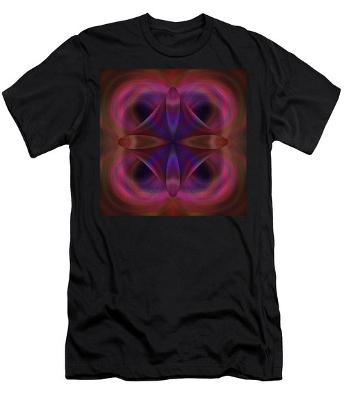 Resurrection Of The Heart Men's T-Shirt (Athletic Fit)