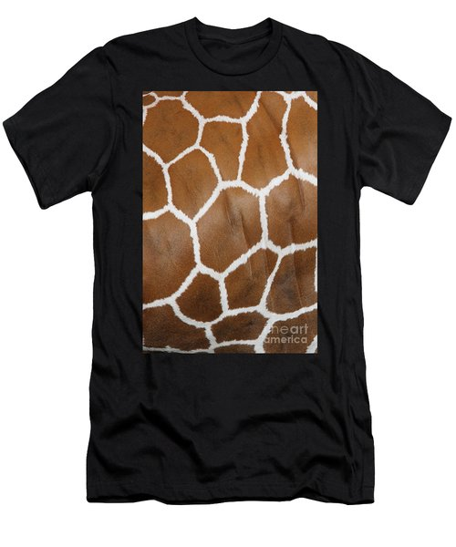 Reticulated Giraffe #2 Men's T-Shirt (Athletic Fit)