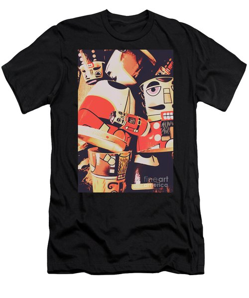 Retro Toy Memories Men's T-Shirt (Athletic Fit)