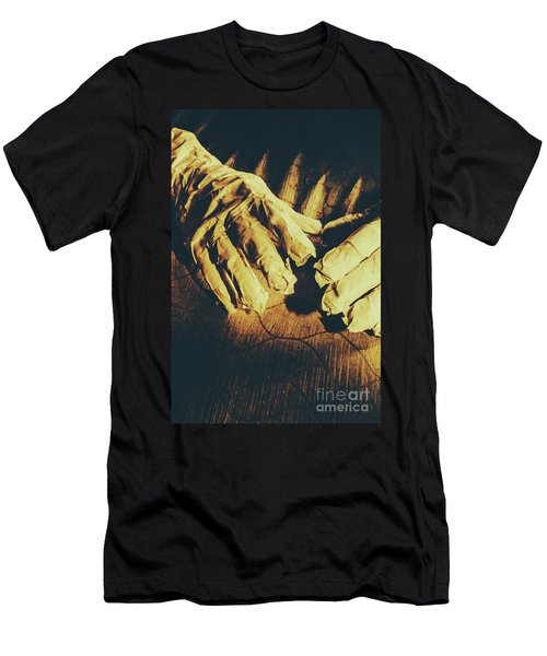 Return Of The Ancient Egyptian Pharaoh Men's T-Shirt (Athletic Fit)