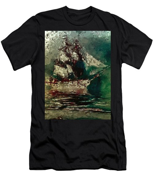 Return Of The Flying Dutchman Men's T-Shirt (Athletic Fit)