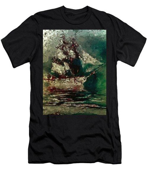 Return Of The Flying Dutchman Men's T-Shirt (Athletic Fit)