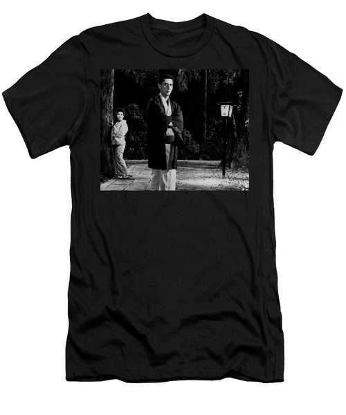 Return Of The Young Boss Men's T-Shirt (Athletic Fit)