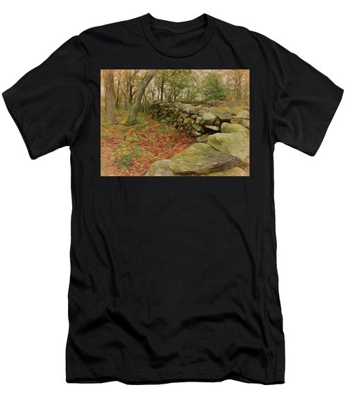 Reverie With Stone Men's T-Shirt (Athletic Fit)