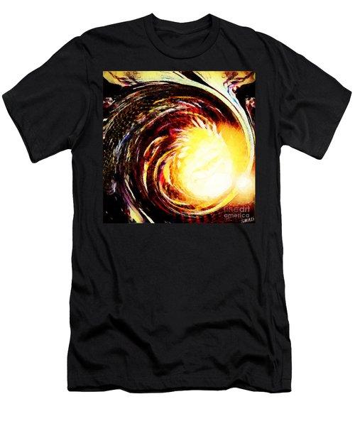 Revoke Polygon Men's T-Shirt (Athletic Fit)