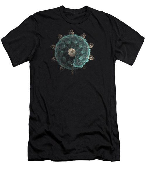Revolving And Evolving Men's T-Shirt (Athletic Fit)