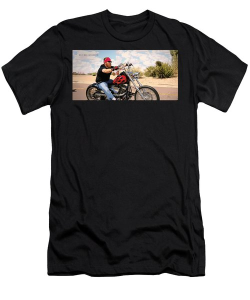 Rey Del Desierto Men's T-Shirt (Athletic Fit)