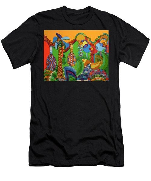 Rfb0300 Men's T-Shirt (Athletic Fit)
