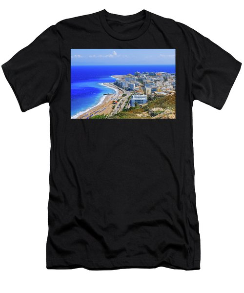 Rhodes Men's T-Shirt (Athletic Fit)