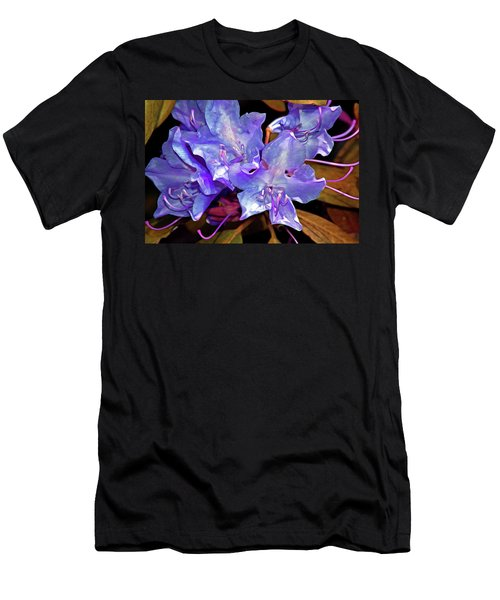 Rhododendron Glory 6 Men's T-Shirt (Athletic Fit)
