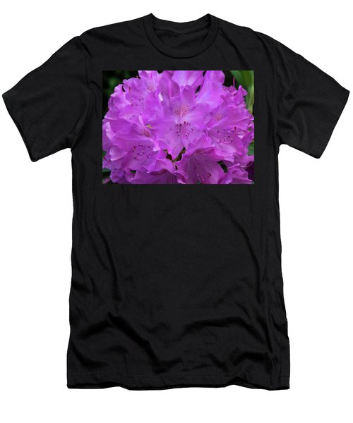 Rhododendron With Stamen And Stigma Men's T-Shirt (Athletic Fit)