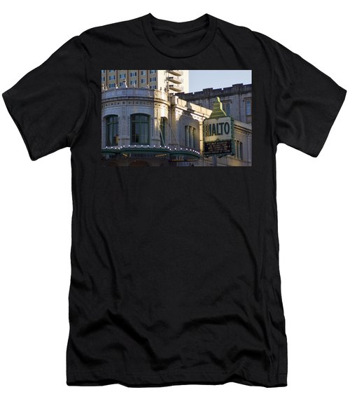 Rialto Tacoma Men's T-Shirt (Slim Fit) by Cathy Anderson