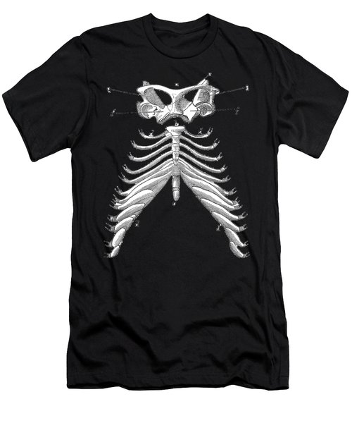 Rib Cage Tee Men's T-Shirt (Athletic Fit)