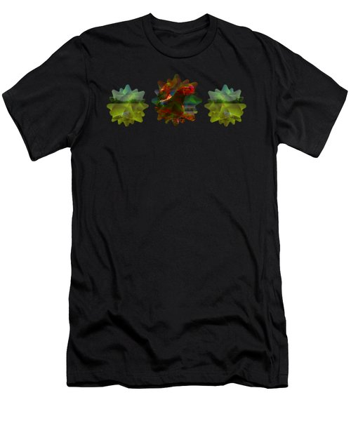 Ribbon Bow Party Series Backyard Shenanigans Men's T-Shirt (Athletic Fit)
