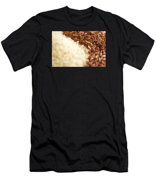 Rice Men's T-Shirt (Athletic Fit)