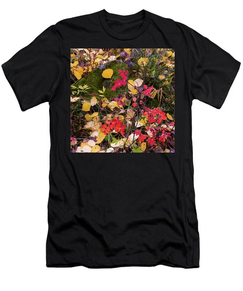 Rich Colors Of Fall Men's T-Shirt (Athletic Fit)