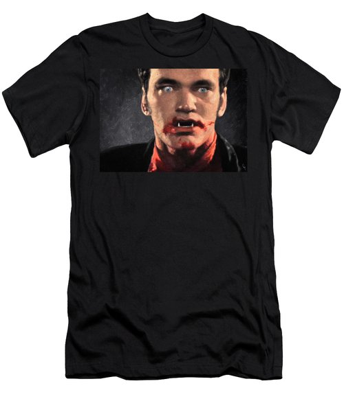 Richie Rising - From Dusk Till Dawn Men's T-Shirt (Athletic Fit)