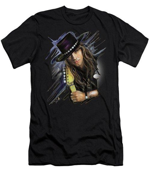 Richie Sambora Men's T-Shirt (Athletic Fit)