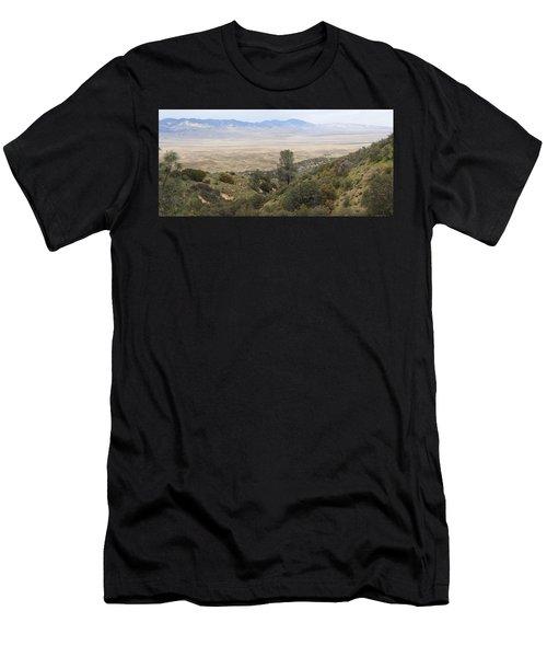 Ridge Route View Men's T-Shirt (Athletic Fit)