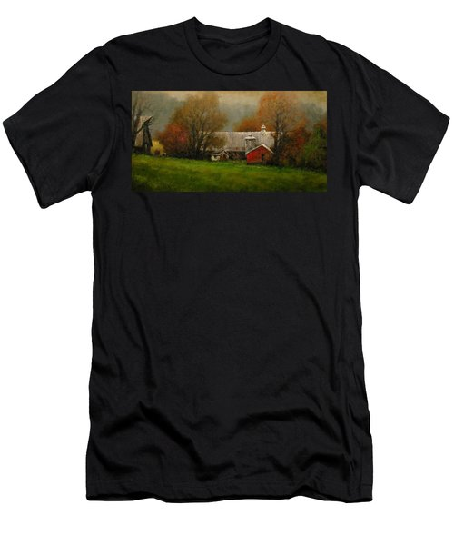 Ridgefield Farm Men's T-Shirt (Athletic Fit)