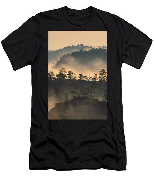 Ridges Men's T-Shirt (Athletic Fit)
