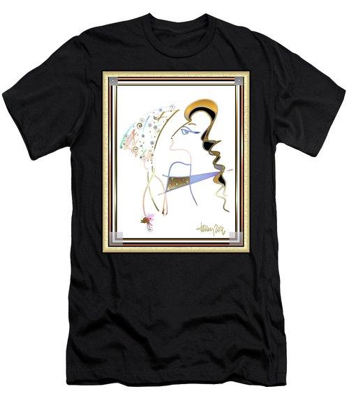 Ridicule - Madame De Blayac Men's T-Shirt (Athletic Fit)
