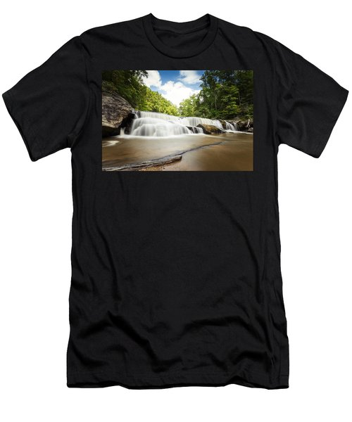 Riley Moore Falls Men's T-Shirt (Athletic Fit)