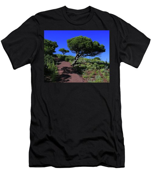 Rim Trail 1 Men's T-Shirt (Athletic Fit)