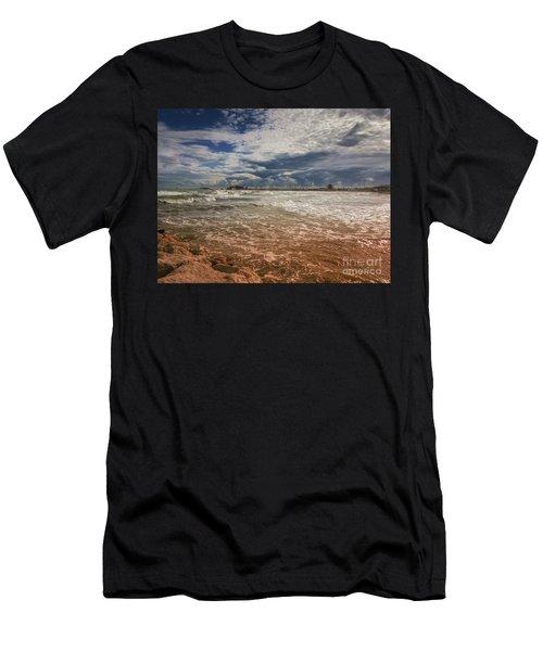 Rimini Storm Men's T-Shirt (Athletic Fit)