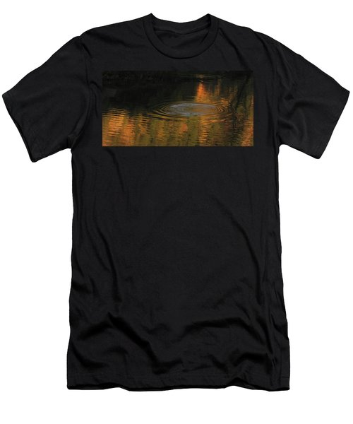Rings And Reflections Men's T-Shirt (Athletic Fit)