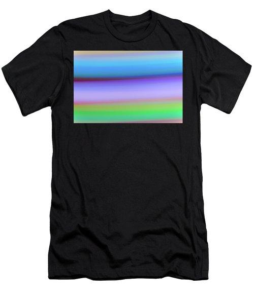 Rings Of Neptune Men's T-Shirt (Athletic Fit)