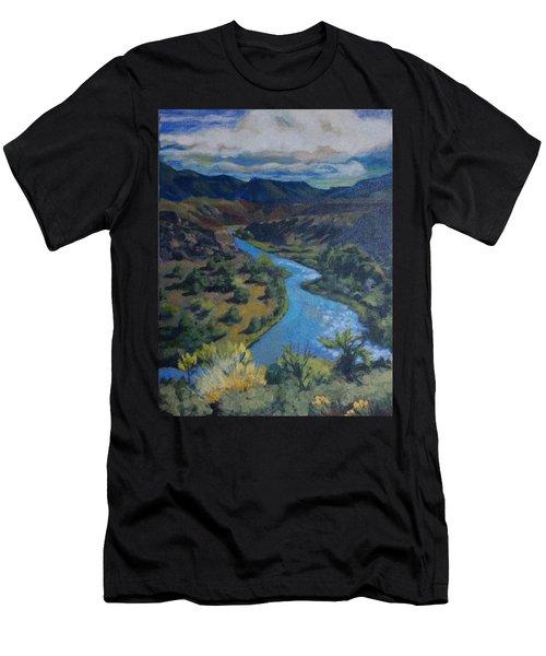 Rio Chama Men's T-Shirt (Athletic Fit)